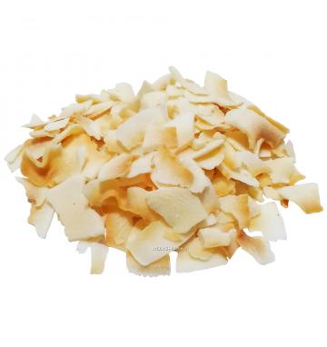Жаренные кокосовые чипсы 40 гр