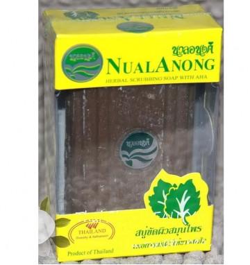 Мыло с тайскими травами и Aha кислотами 100 гр