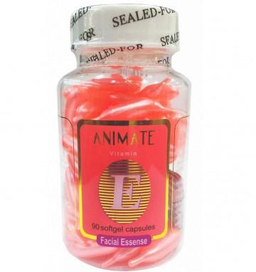 Капсулы для сухой кожи с витамином E 60 капсул
