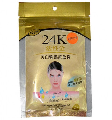 Золотая маска для всех типов кожи 50 гр