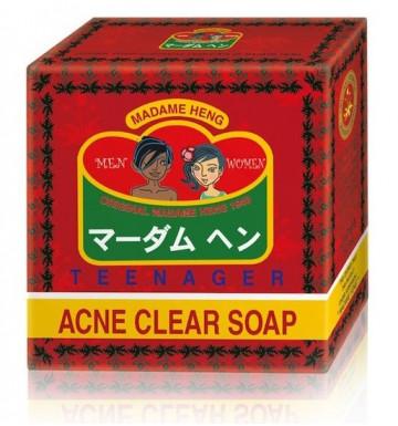 Мыло для проблемной кожи от Madame Heng
