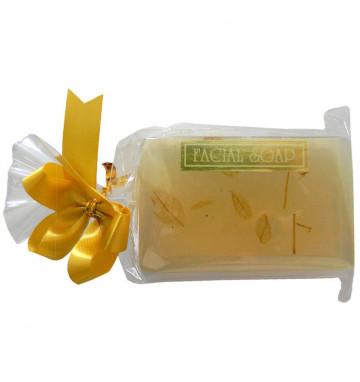 Анти-акне мыло с морингой и алое 50 гр