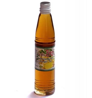 100% Лечебное масло из имбиря 95 мл