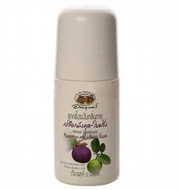 Натуральный шариковый дезодорант