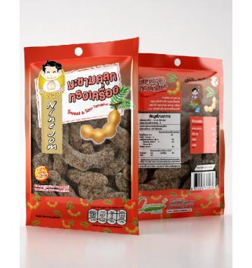 Сушеный тамаринд 90 гр 6% сахара