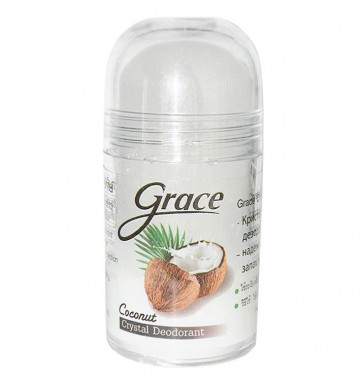 Дезодорант с кокосовым маслом 120 гр