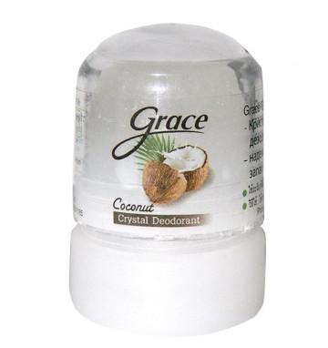 Квасцовый дезодорант с кокосовым маслом 30 гр