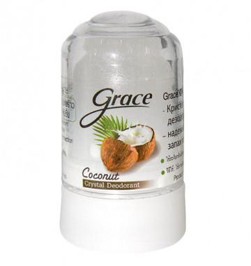 Квасцовый дезодорант с кокосовым маслом 70 гр