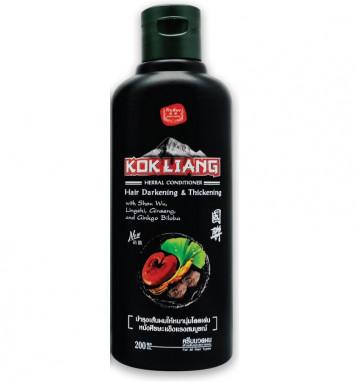 Травяной кондиционер Kok Liang для темных