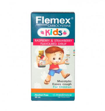 Детская микстура от кашля и простуды
