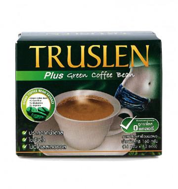 Зеленый Кофе Truslen Plus 160 гр