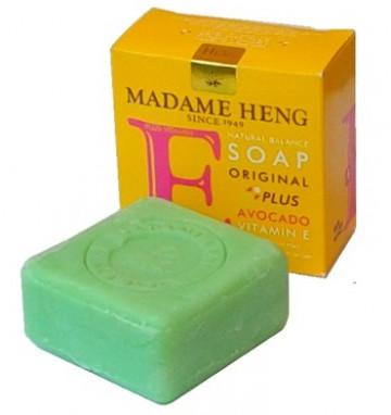 Мыло с авокадо от Madame Heng 150 гр