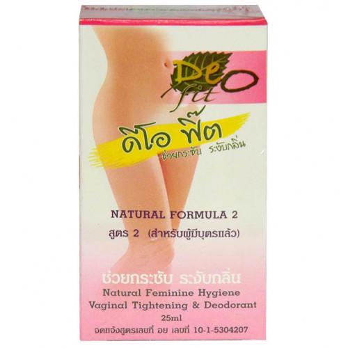 Спрей дезодорант для интимных мест для мужчин