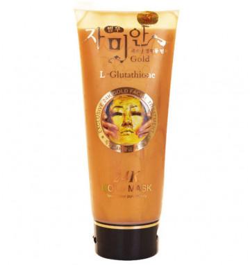 Золотая маска для зрелой кожи 220 мл