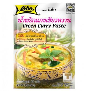 Паста для тайского Карри 3 вида
