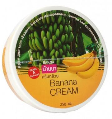 Ароматный крем с бананом 250 мл