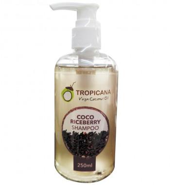 Шампунь Coco Riceberry для ослабленных 250мл