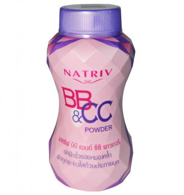 BB CC Пудра для любого типа кожи