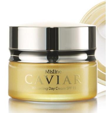 Дневной крем с черной икрой Caviar spf15