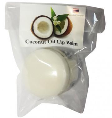 Бальзам для губ с кокосовым маслом 8 гр