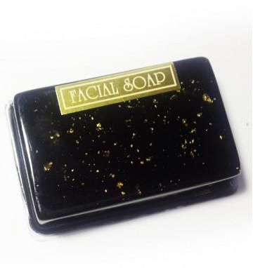 Детокс мыло с черным кунжутом 50 гр