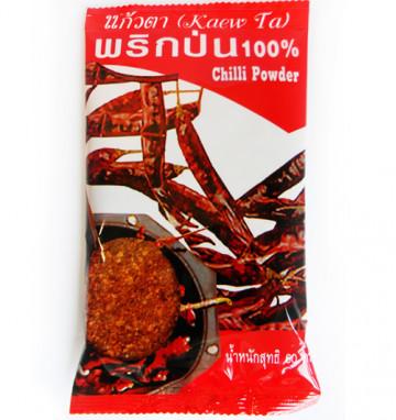 Молотый красный перец чили 60 гр