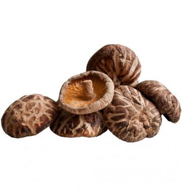 Сушеные грибы шиитаке 100 гр
