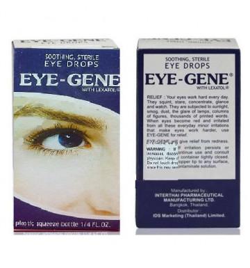 Капли от усталости глаз Eye Gene Drops