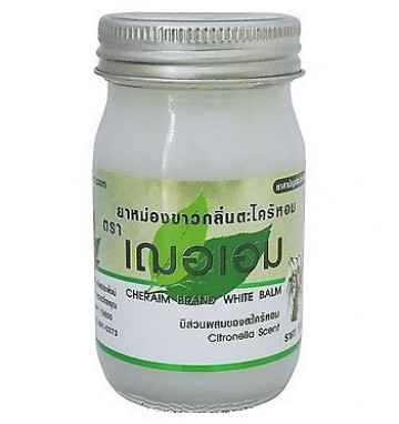 Белый бальзам Cheraim 65 гр