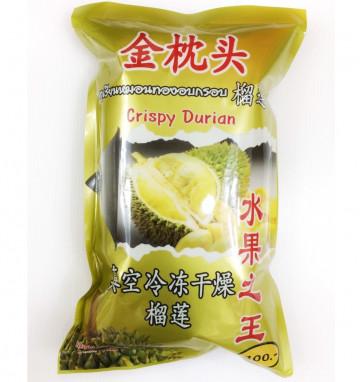 Хрустящие чипсы из дуриана 200 гр