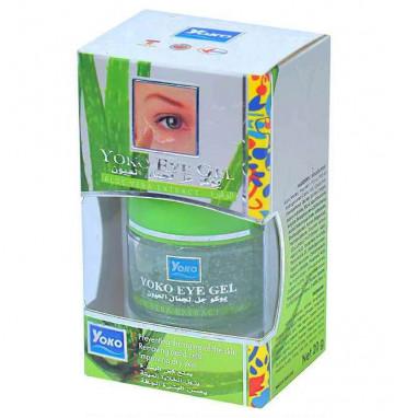 Гель для кожи вокруг глаз Yoko 2 вида
