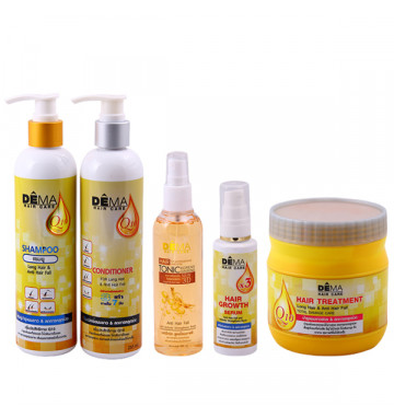 Маска Dema - активизация роста волос