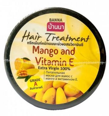 Маска с манго и витамином Е Banna