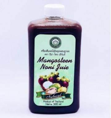 100% Сок Нони с мангостином 500 мл