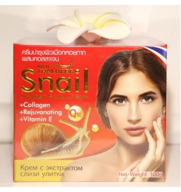 Крем со слизью улитки Thai Herb 100 мл