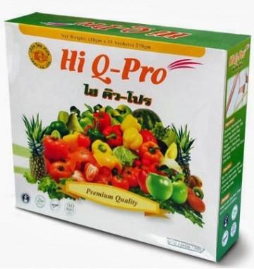 Пищевая клетчатка HIQ-PRO