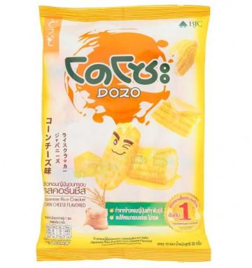 Японские Рисовые Крекеры Dozo 3 вкуса