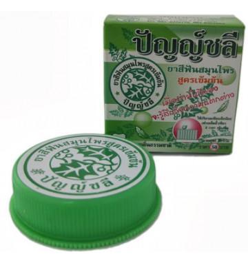 Круглая Зубная паста Punchalee 25 гр